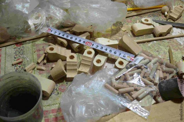 деревянный орехокол
