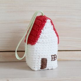 Tiny House - Free Crochet Pattern