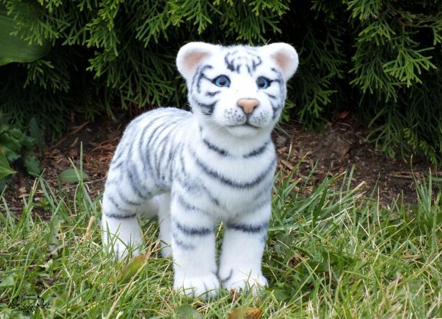 валяный тигр