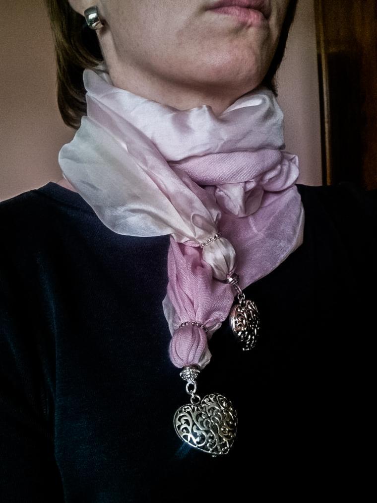 шарф снуд, аксессуары для фотосессии