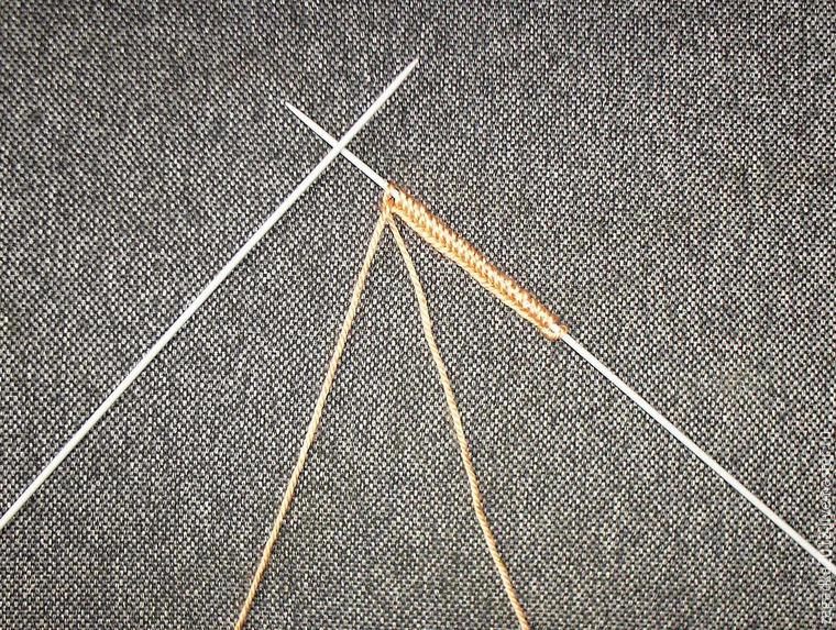 мастер-класс по вязанию