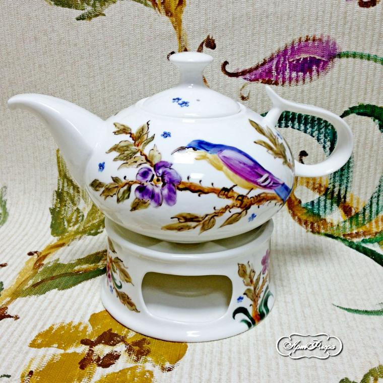 Сервизы чайные ручная роспись