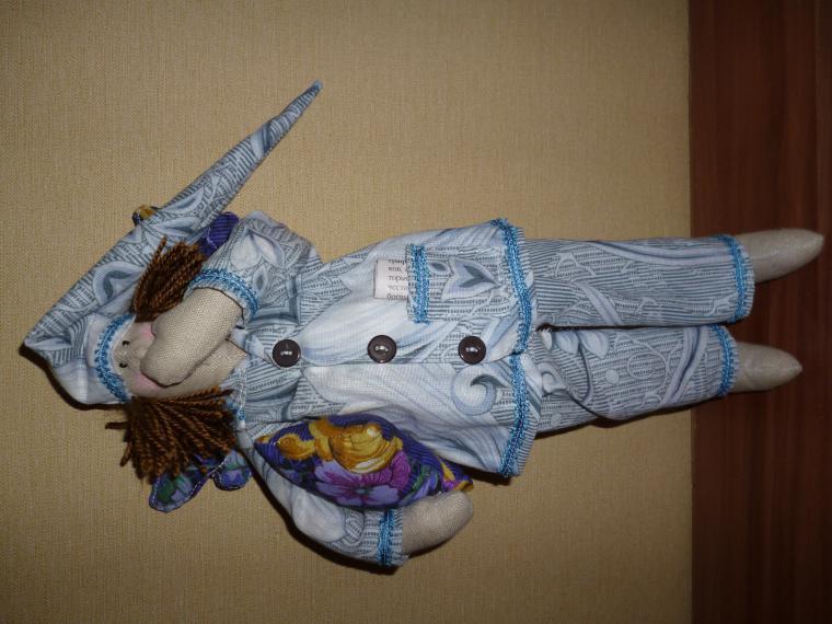 кукла, сонный ангел