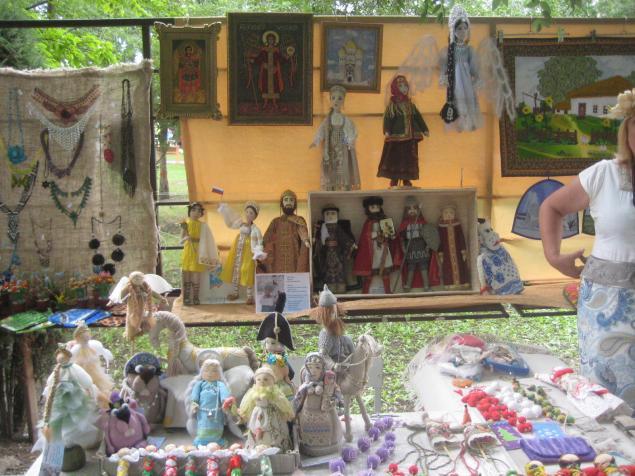 Международный фестиваль славянской культуры. Славянск-на- Кубани 2013., фото № 8