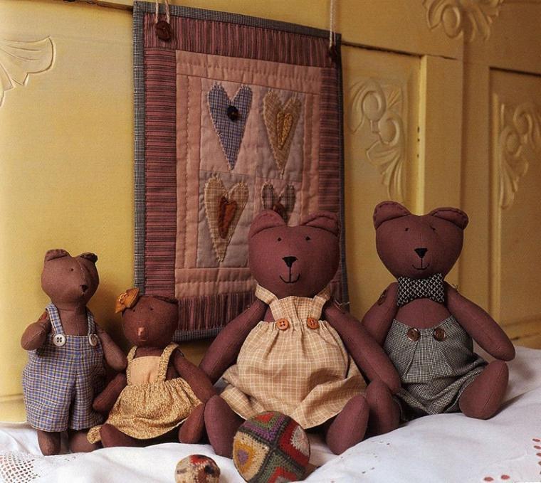 Куклы своими руками интерьер