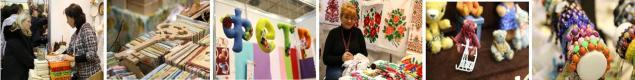 выставка handmade-expo, рукоделие, дизайнерская одежда