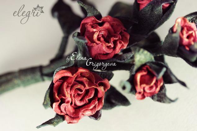 обучение цветы, авторская бутоньерка, флористика от elegri
