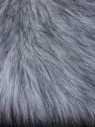 мех серый искусственный, мех длинноворсовый