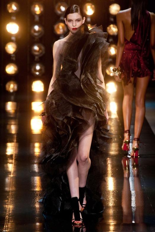 Alexandre Vauthier Haute Couture весна-лето 2014, фото № 30