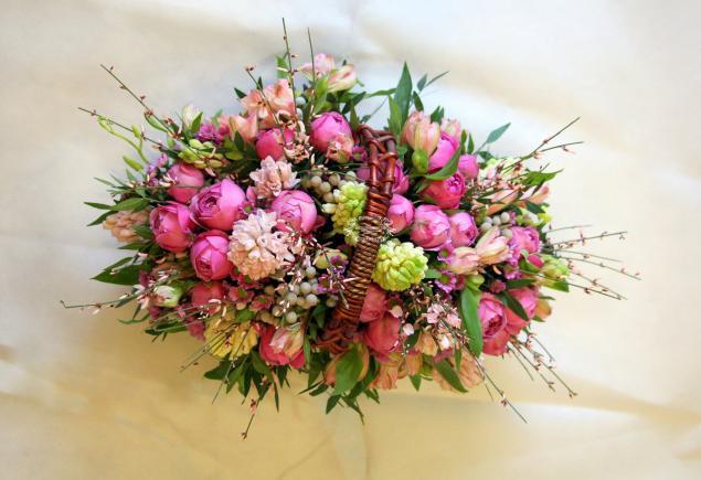 цветы, подарок