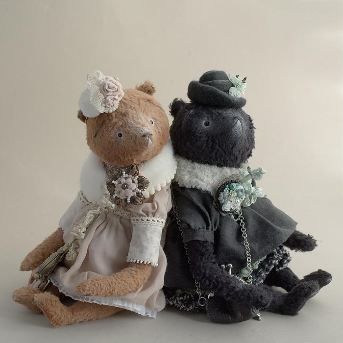 мишка тедди, тедди, мосфаер, mosfair, moscow fair, moscow fair 2015, барышня, леди, дама, авторский мишка, работа к выставке