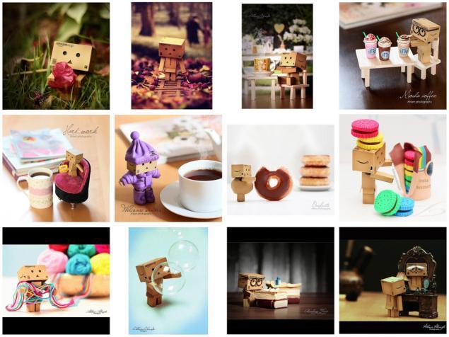 коробка, дети, сладости, творчество, глина, талант