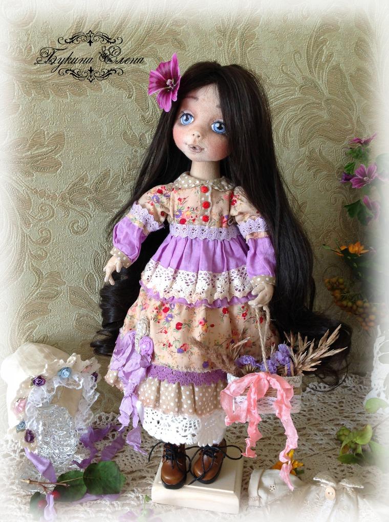 подвижная кукла
