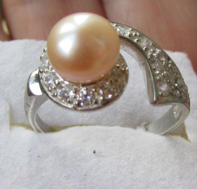 аукцион, кольцо с топазом