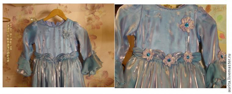 Майстер-клас: заміна декору на сукні