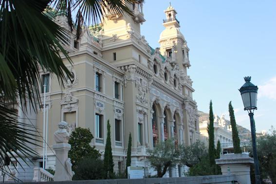 Записки бывалых путешественников - Монако