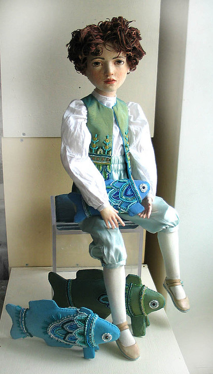 мк кукла