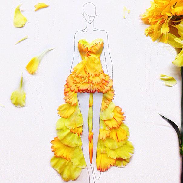 эскизы фото одежды