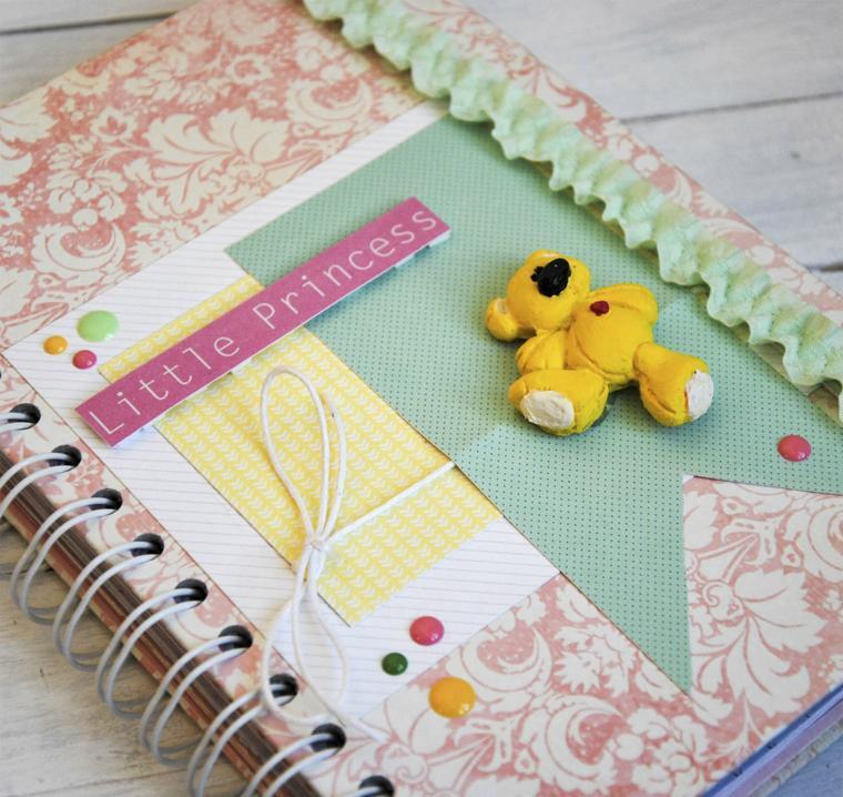 дневник малыша, малыш, выписка, подарок своими руками