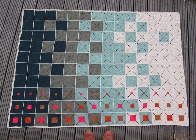 Lutter Idyl: Crochet Blanket