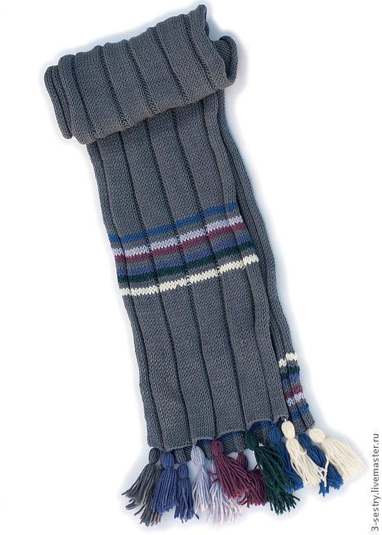 аукцион с рубля, шапка шарф, вязаные шапки, шарф вязаный
