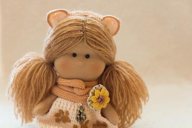 куколка, интерьерная кукла