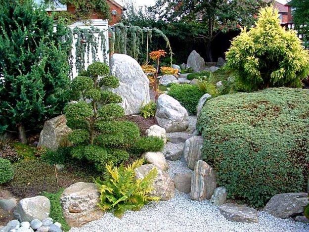 Микромиры: японские сады камней, фото № 7