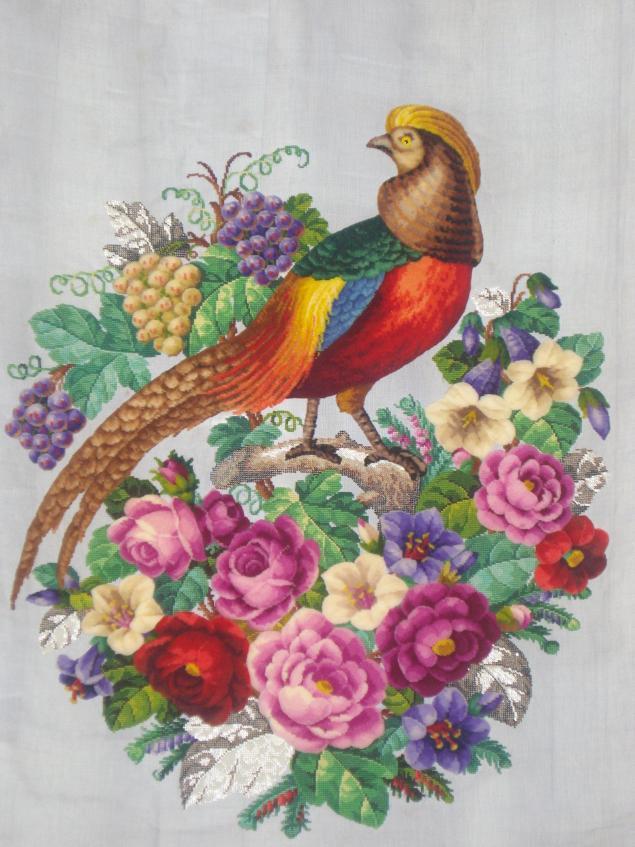 французский текстиль