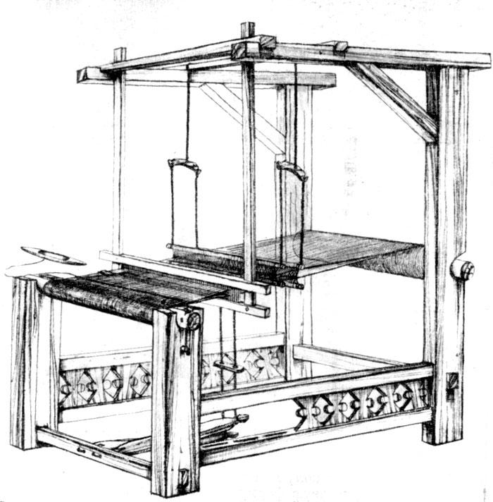 Инструкция Изготовления Ручного Ткацкого Станка