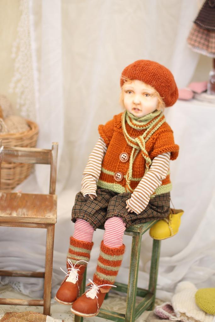Международной выставка авторских кукол и мишек «Панна DOLL'я» в Минске. Часть 1., фото № 8