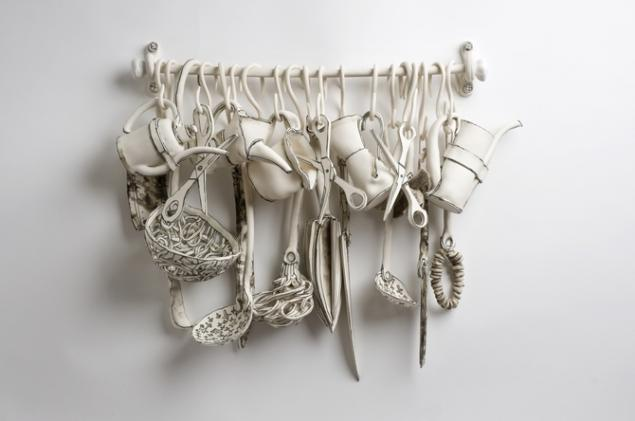 Керамические скульптуры Katharine Morling, фото № 24