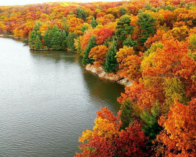 Фото осень в карелии 7