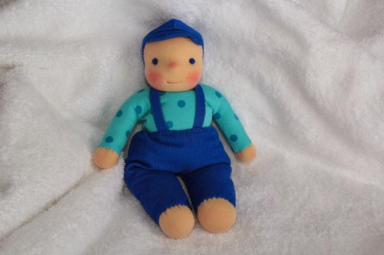 waldorf doll, кукла для ребенка, кукла ручной работы