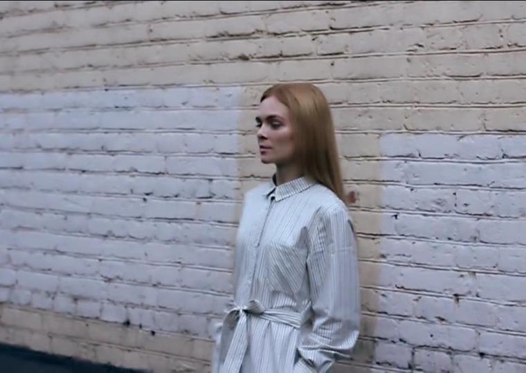 платье, белый, дизайнерская одежда