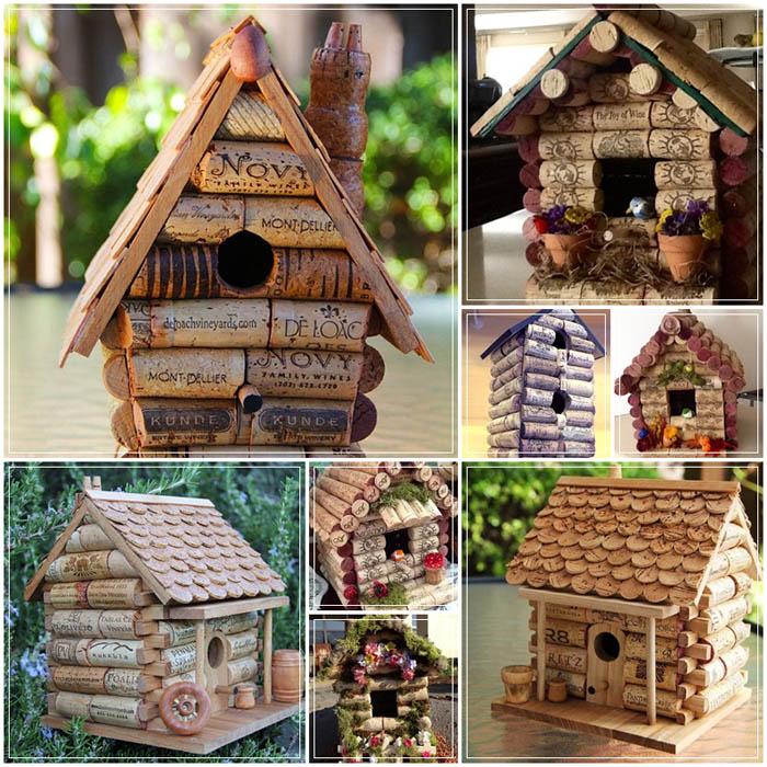 Как сделать домик для своими руками из подручных материалов