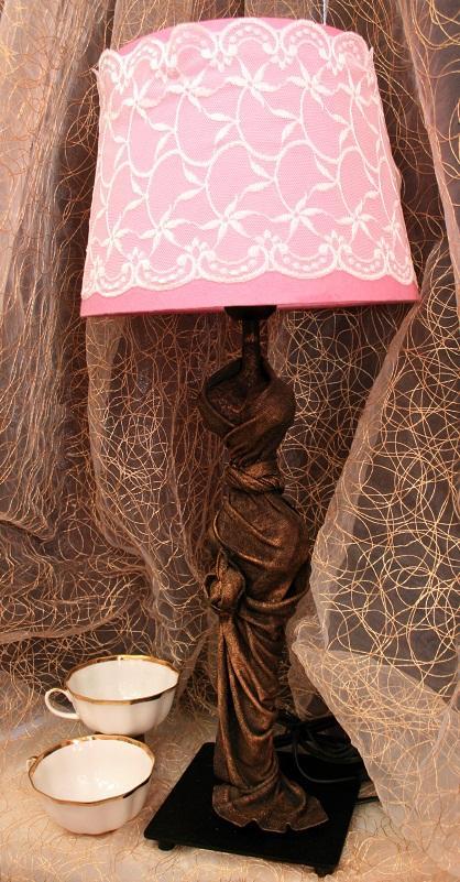 лампа, отвердитель ткани
