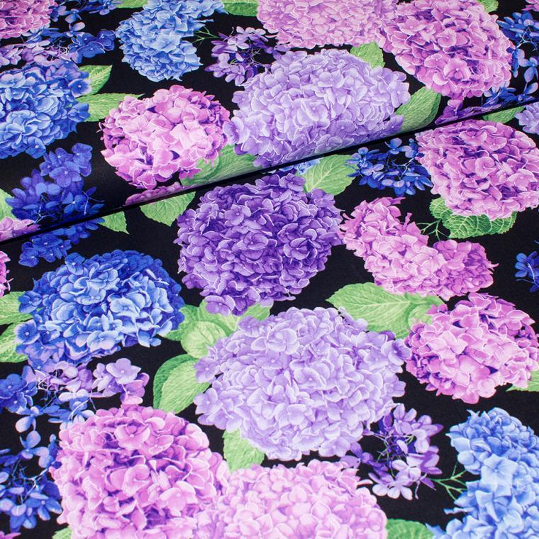 американские ткани, платье с цветами