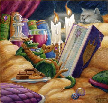 целый волшебный мир,