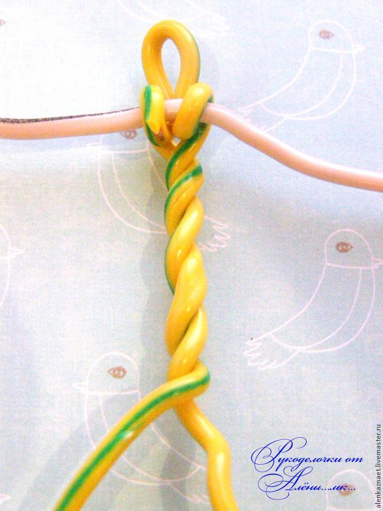 Мастерим куклу-подвеску «Бабочка» по мотивам Лалалупси, фото № 7