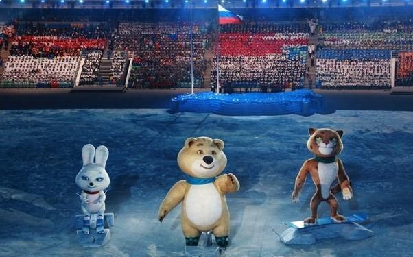 олимпийские талисманы, олимпиада 2014