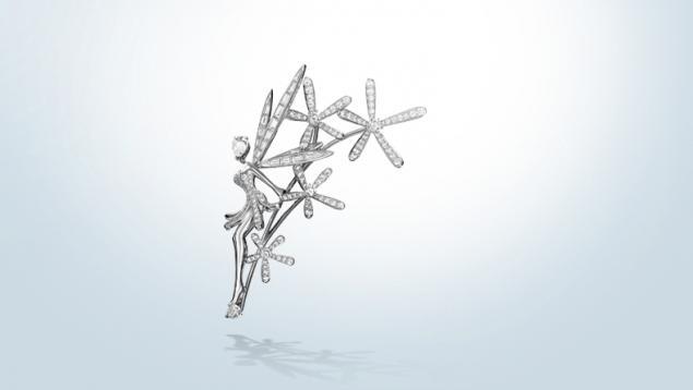 Танец, как источник вдохновения в украшениях Van Cleef & Arpels, фото № 22