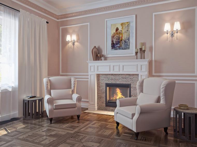 гостиная, мебель ручной работы, диваны