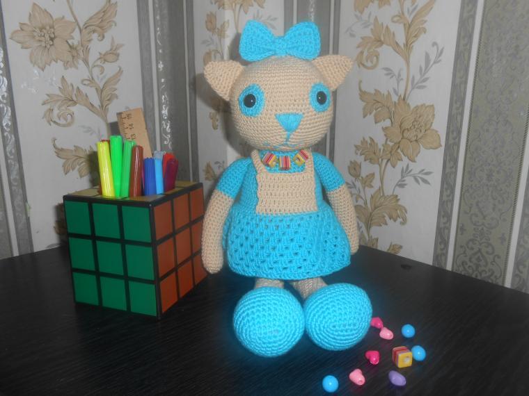 аукцион, вязание крючком, кукла, игрушка ручной работы