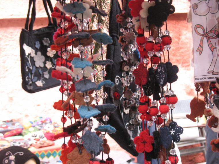 Рождественская рукодельная ярмарка в Санта-Мария-Маджоре, фото № 40