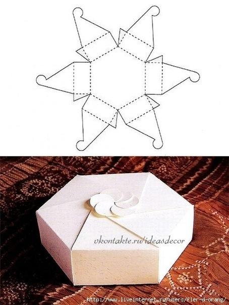 Упаковки своими руками