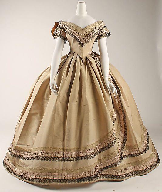 Картинки платьев в 19 веке