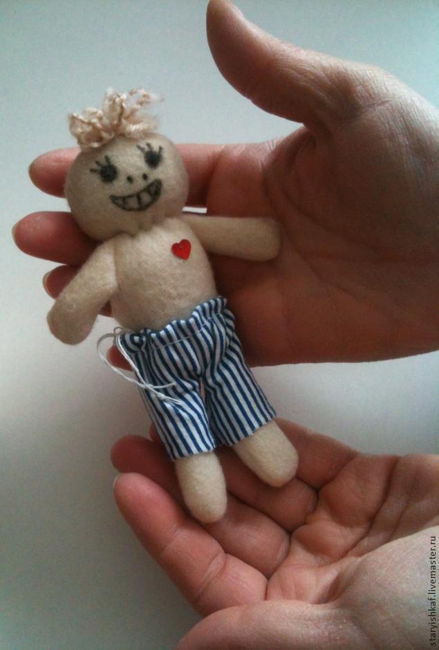 Создание куколки Вуду с хорошими намерениями, фото № 10
