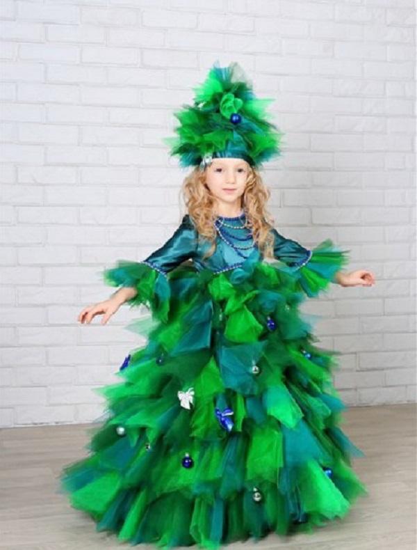 Карнавальные костюмы новогодние своими руками
