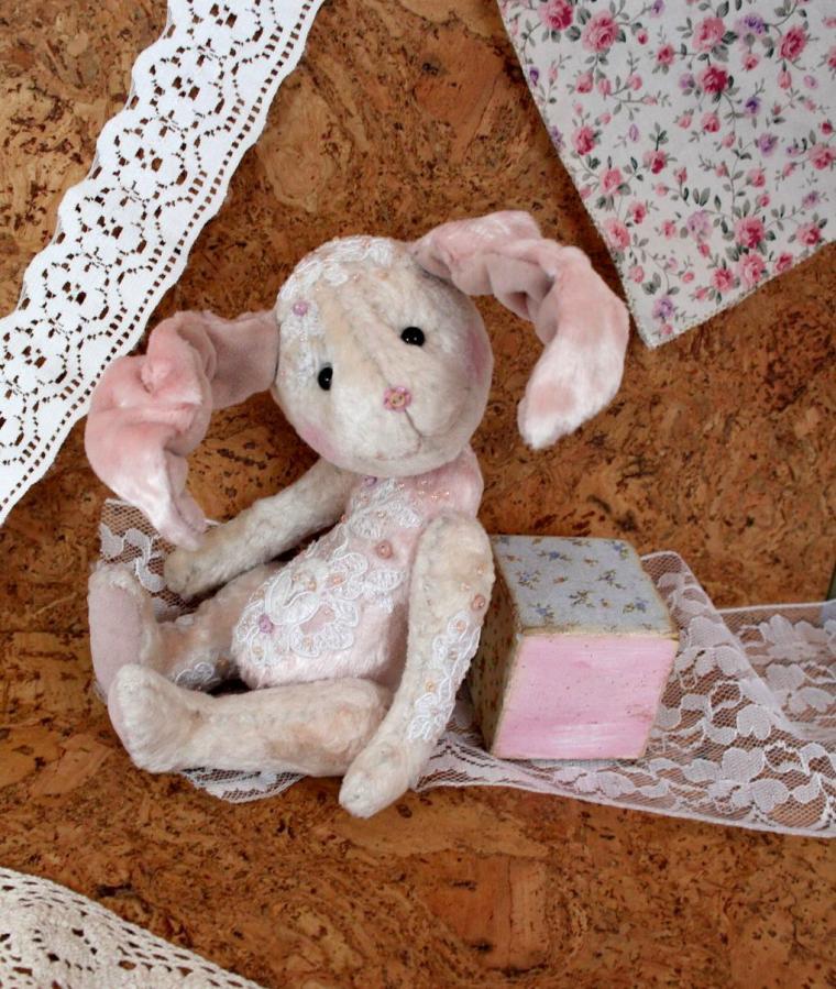 винтажный мишка