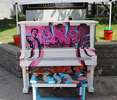 переделка пианино
